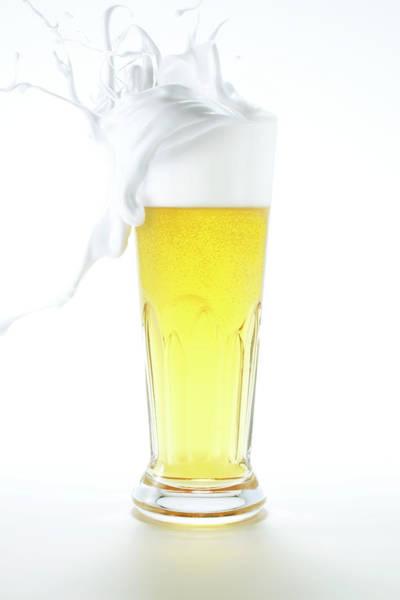 Beer Photograph - Beer by Yuji Kotani