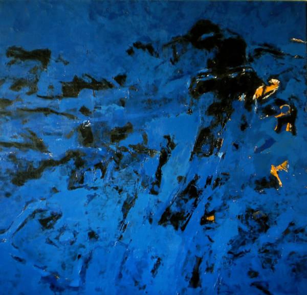 Wall Art - Painting - Beethoven Moonlight Sonata  by Vladimir Vlahovic