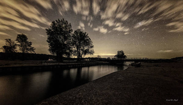 Haven Photograph - Before The Dawn by Everet Regal