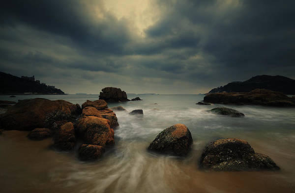 Hongkong Photograph - Before The Storm by Afrison Ma