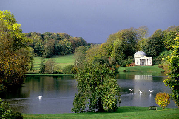Stourhead Photograph - Before The Storm by Jon Delorme