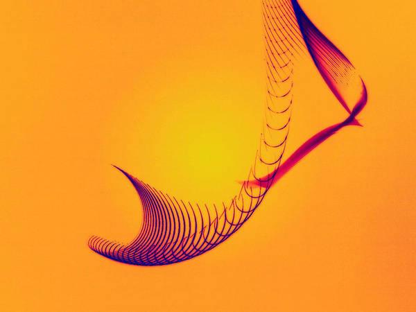 Voyage Digital Art - Before The Wind by Tom Druin