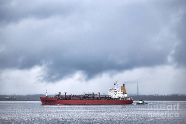 Petroleum Wall Art - Photograph - Begin The Voyage  by Olivier Le Queinec