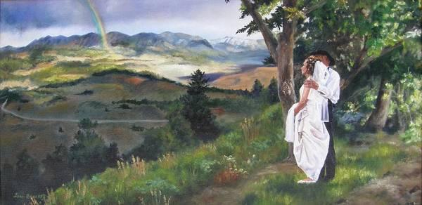 Painting - Beginnings by Lori Brackett
