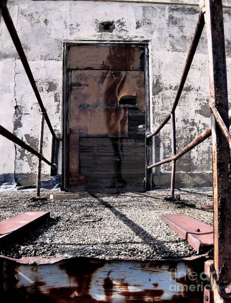 Photograph - Behind Door No. One by Andrea Kollo