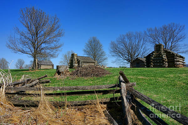 Continental Army Photograph - Behind The Fences  by Olivier Le Queinec