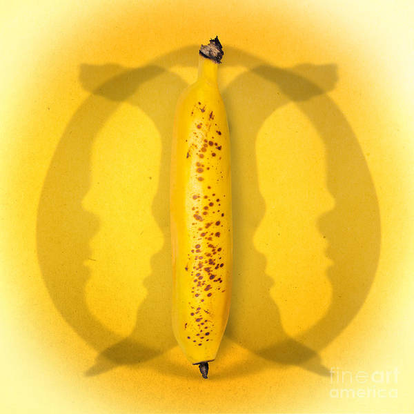 Point Of View Wall Art - Photograph - Being Bananas From Inversions In The Multiverse by Jorgo Photography - Wall Art Gallery