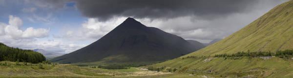 Photograph - Beinn Dorain Panorama by Gary Eason