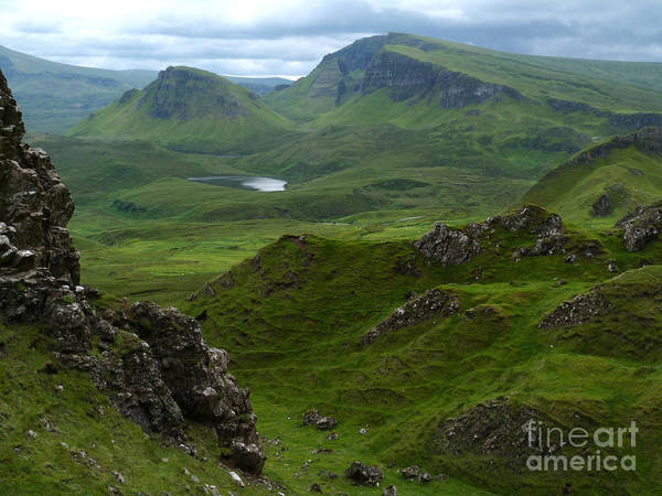 Photograph - Beinn Edra - Isle Of Skye by Phil Banks