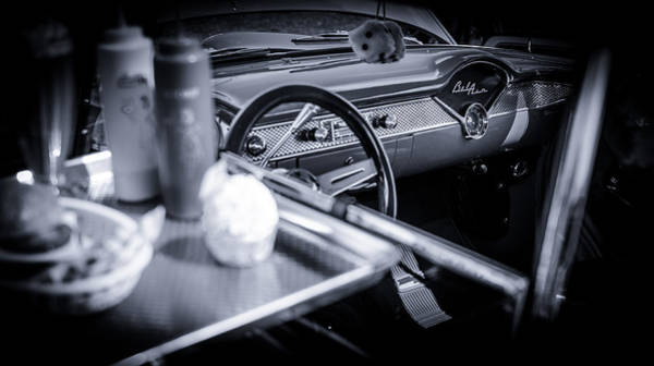 Photograph - Bel Air At The Drive In by David Morefield