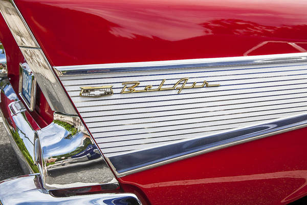 Photograph - Bel Air Beauty by Rich Franco