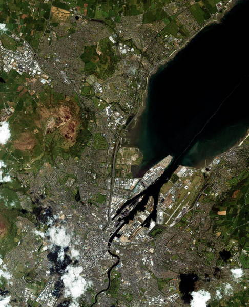 Northern Ireland Photograph - Belfast by Geoeye/science Photo Library