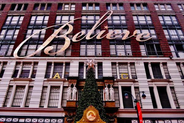 Wall Art - Photograph - Believe by Benjamin Yeager