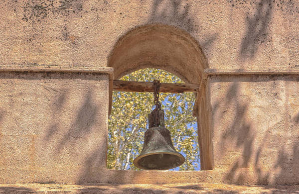 Photograph - Bell In The Wall by Tom Singleton