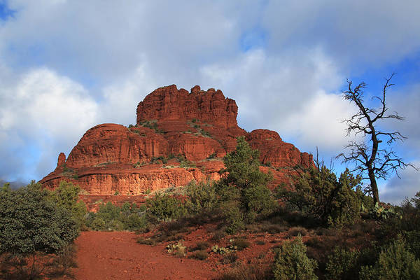 Bell Photograph - Bell Rock by Donna Kennedy