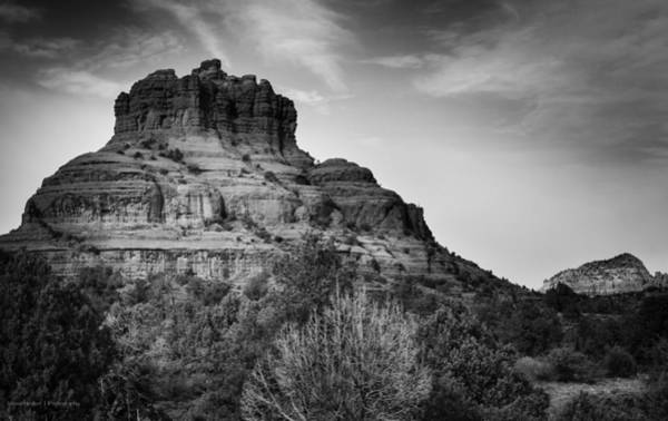 Photograph - Bell Rock Shadows by Ross Henton