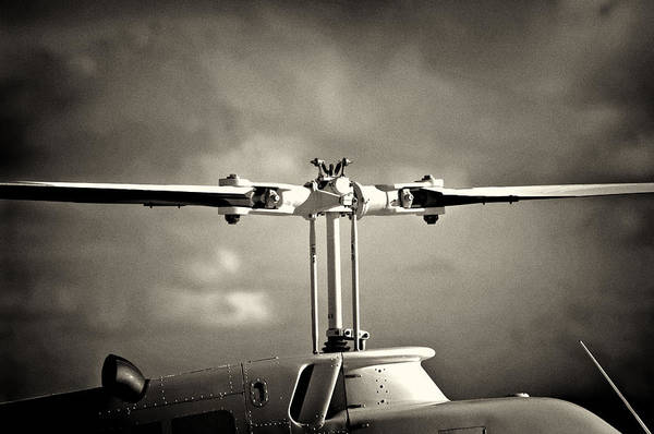Photograph - Bell Rotor by Patrick M Lynch