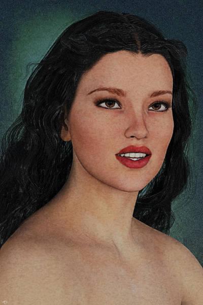 Painting - Belle Amie by Maynard Ellis