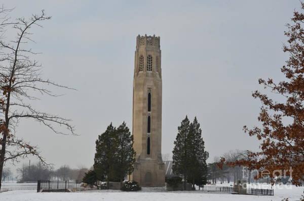 Photograph - Belle Isle Bell Tower by Randy J Heath