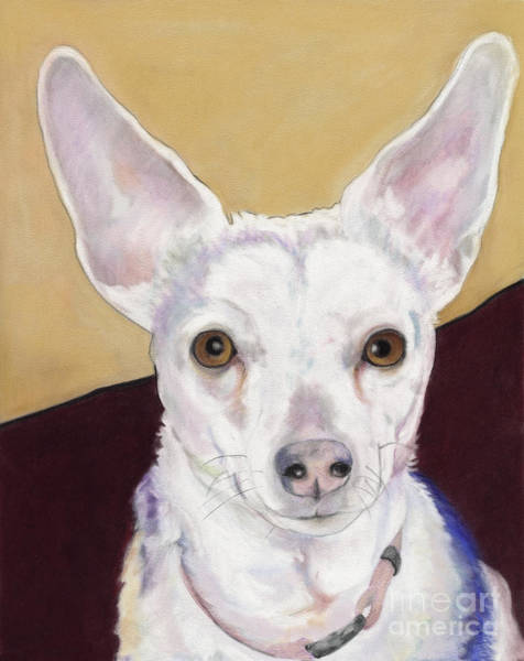 Pastel - Belle by Pat Saunders-White