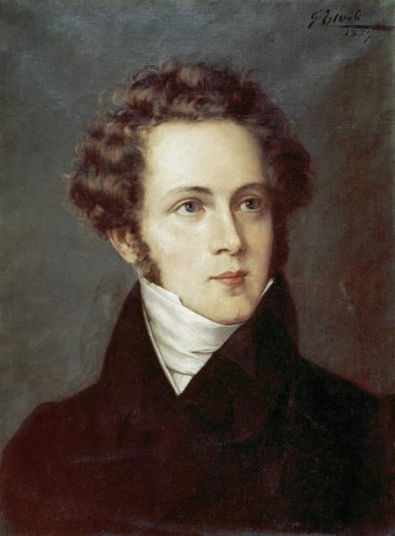 Composer Photograph - Bellini, Vincenzo (catania by Prisma Archivo