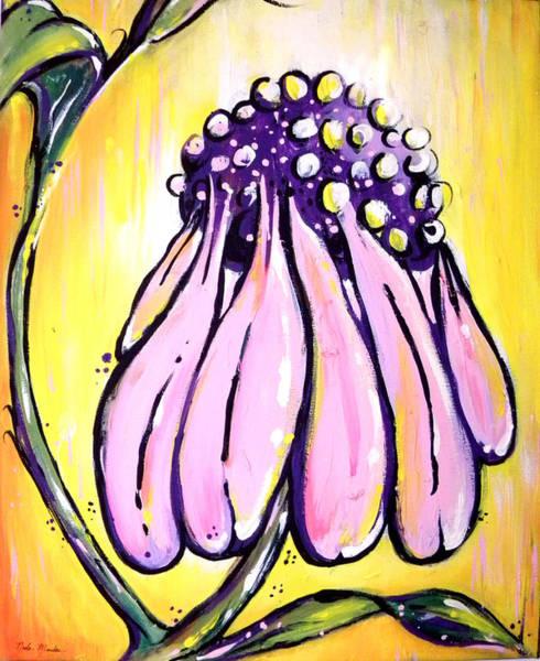 Painting - Bellis Perennis by Nada Meeks