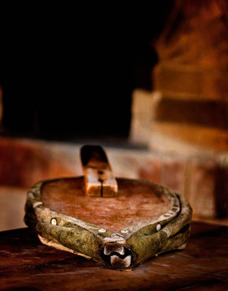 Barbeque Photograph - Bellows And Hearth by David and Carol Kelly