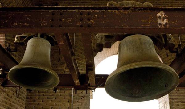 Photograph - Bells Of Jesuits Church by Lorraine Devon Wilke