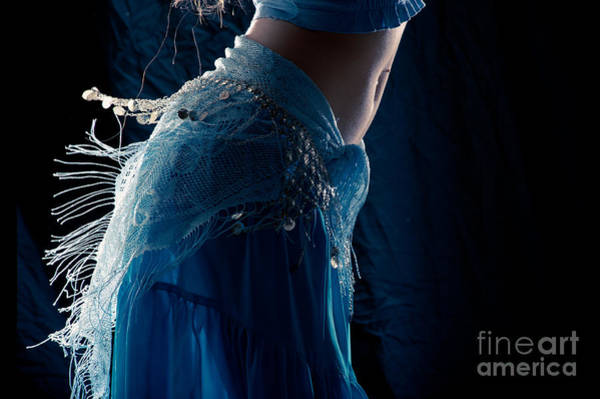 Belly Dancers Photograph - Belly Dance Color by Scott Sawyer