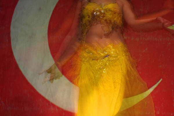 Belly Dancers Photograph - Belly Dance by Matthias Hauser