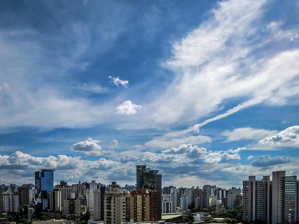 Minas Gerais Wall Art - Photograph - Belo Horizonte by Cecilia Alvarenga