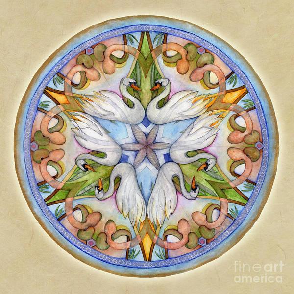 Painting - Beloved Mandala by Jo Thomas Blaine