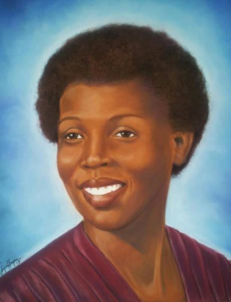 Wall Art - Pastel - Beloved Sheila by Joyce Hayes