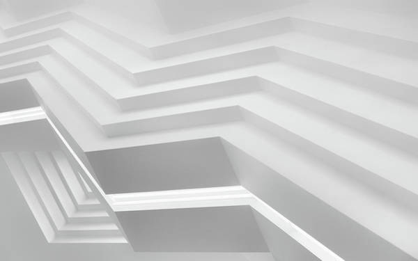 Wall Art - Photograph - Below The Stairs by Jeroen Van De