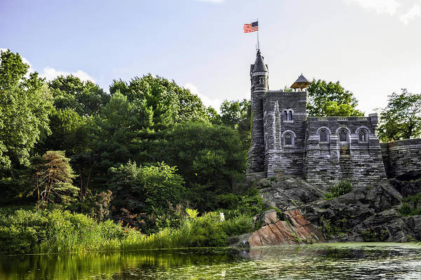Wall Art - Photograph - Belvedare Castle View - Central Park - Ny by Madeline Ellis