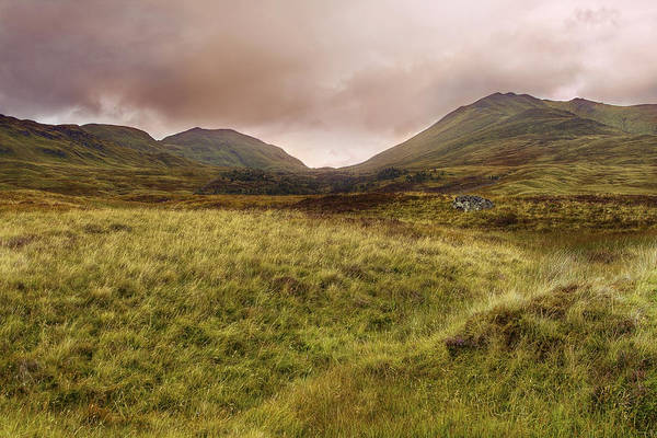 Ben Lawers - Scotland - Mountain - Landscape Art Print
