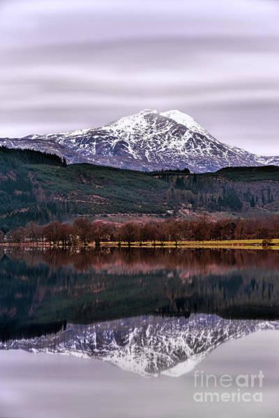 Loch Ard Photograph - Ben Lomond by John Farnan