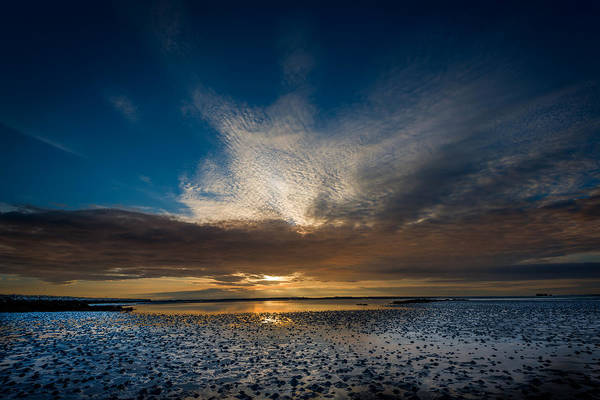 Photograph - Benbecula Sunset by Peter OReilly