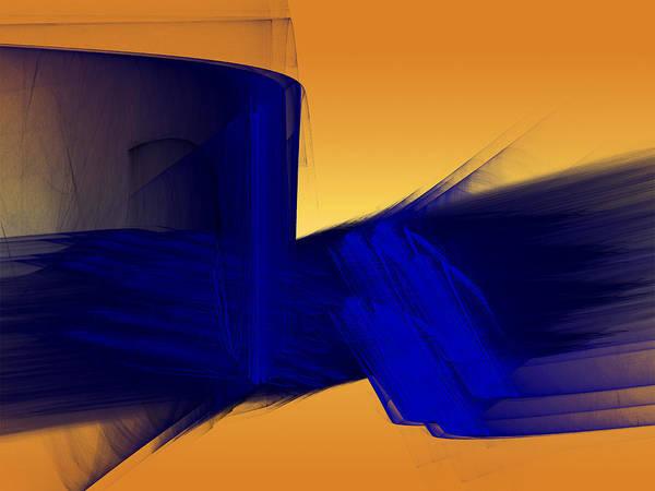 Digital Art - Bene Elohim by Jeff Iverson