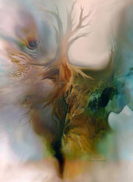 Painting - Beneath by Carol Cavalaris