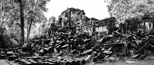 Photograph - Beng Mealea by Julian Cook