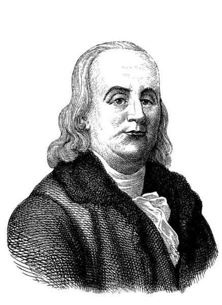 Declaration Of Independence Photograph - Benjamin Franklin by Bildagentur-online/th Foto/science Photo Library