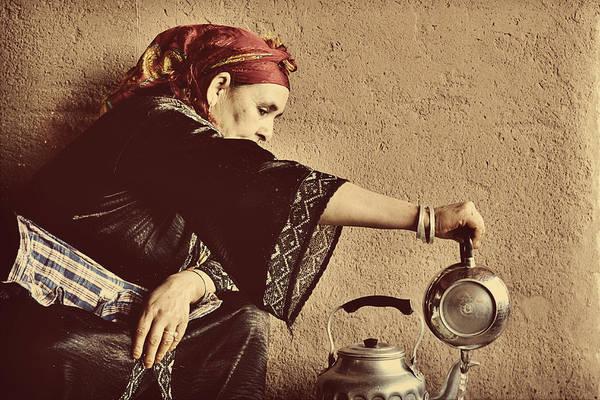 Berber Wall Art - Photograph - Berber Whiskey by Studio Yuki