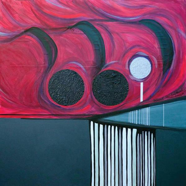 Painting - Berchot Ha Haftarah  Blessings Of The Prophets by Marlene Burns