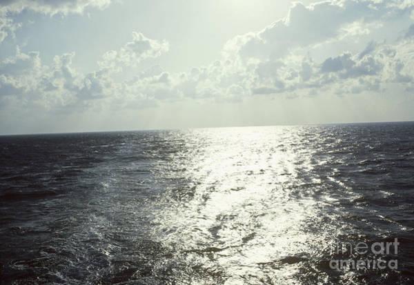 Disappearance Photograph - Bermuda Triangle by Van D. Bucher