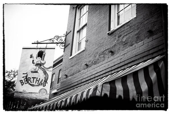 Photograph - Bertha's by John Rizzuto