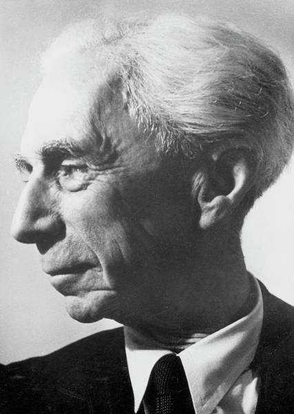 Bertrand Photograph - Bertrand Russell by Universal History Archive/uig