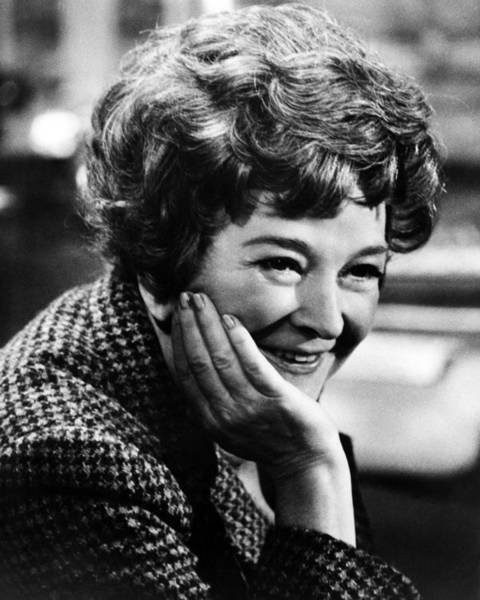 Killing Wall Art - Photograph - Beryl Reid In The Killing Of Sister George  by Silver Screen