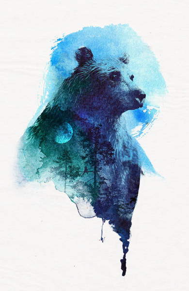 Child Mixed Media - Best Friends Forever by Robert Farkas