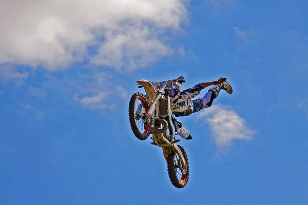 Dirtbike Photograph - Best Of Show by Brad Walters